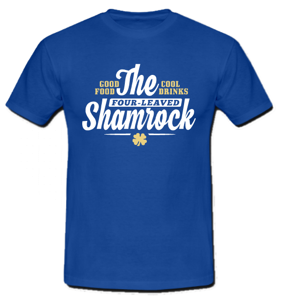 The Four-Leaved Shamrock Shirt